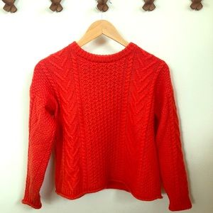 Madewell sweater XXS
